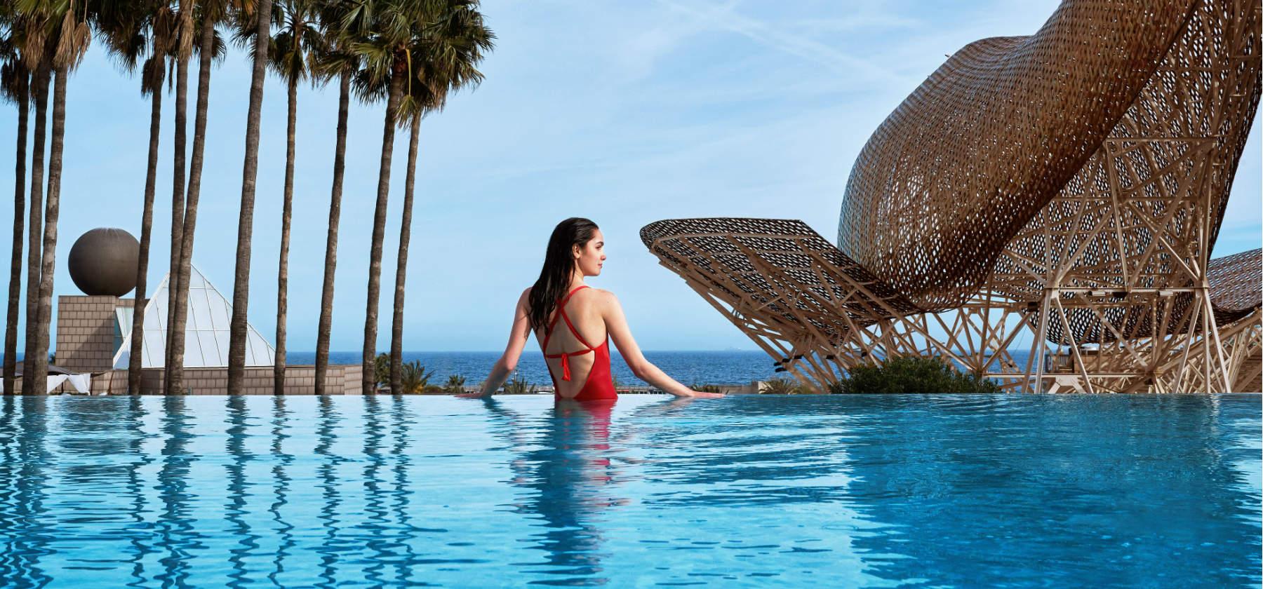 New Infinity Pool U0026 Lounge ...