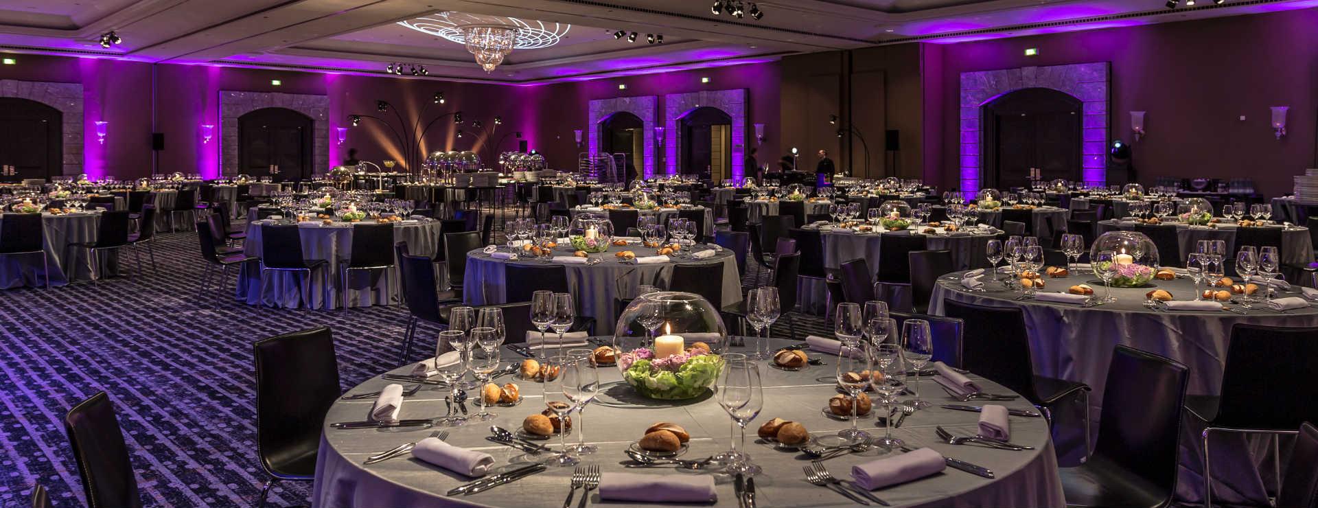 Eventos sociales y bodas