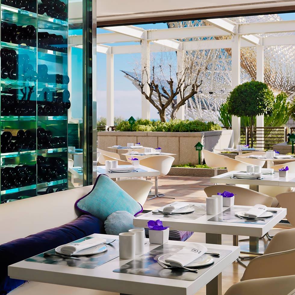Restaurante sergi arola madrid latest sergi with - Restaurante sergi arola madrid ...