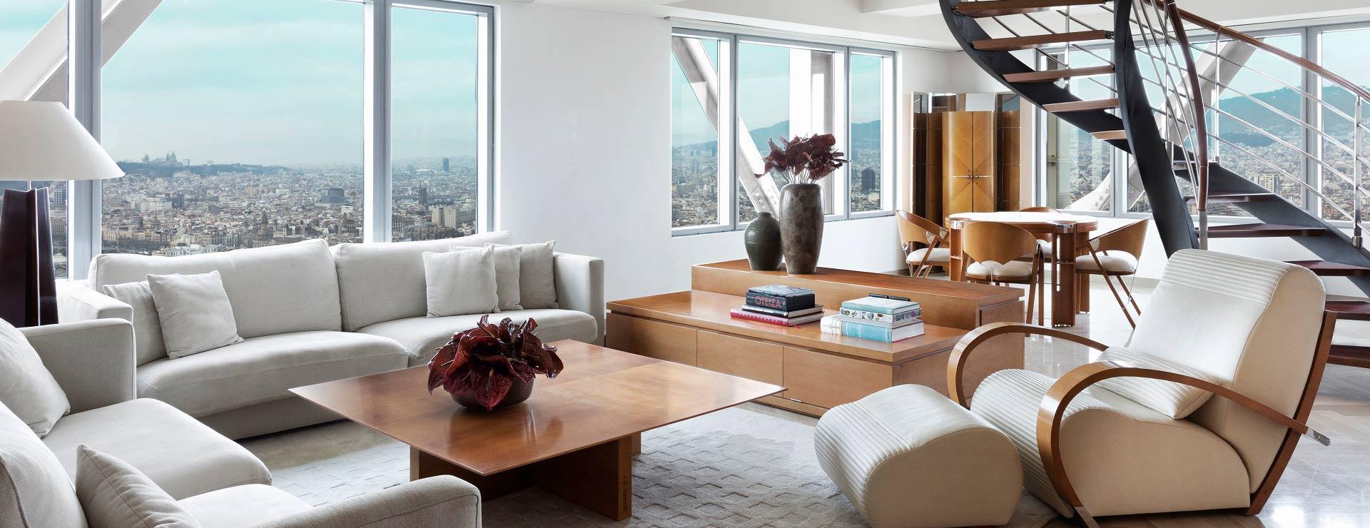 The Barcelona Penthouse