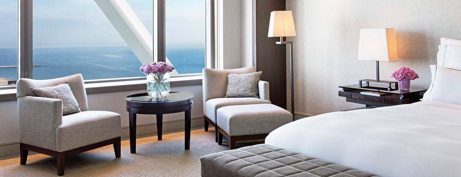 Deluxe Sea View Room Guests Rooms Hotel Arts
