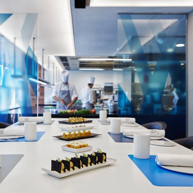 Culinary venues