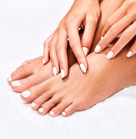 Express Manicure and Pedicure