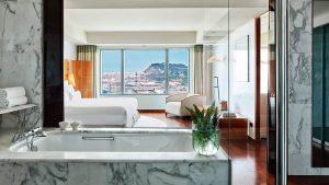 Penthouse 3 chambres – Salle de bain