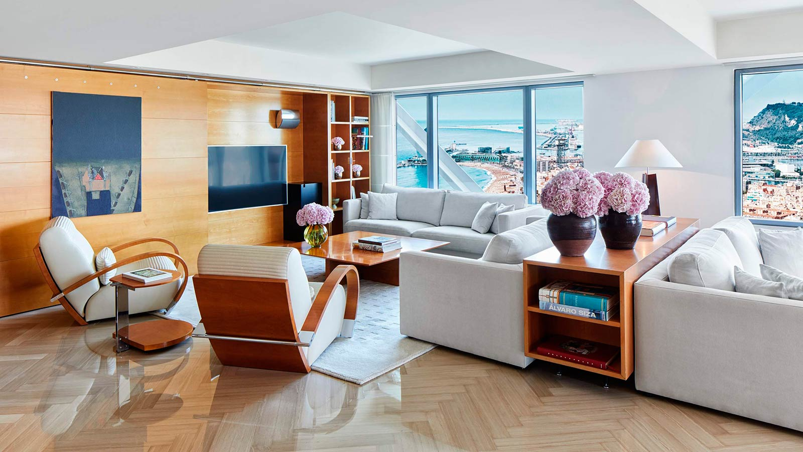 3 bedrooms Penthouse – Sitting area