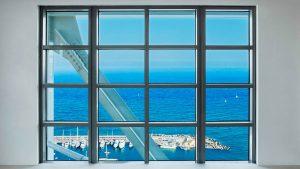 Penthouse 3 chambres – Vue sur la mer