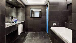 Suite Méditerranéenne – Salle de bain