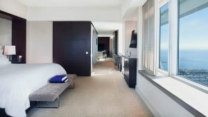 Executive Suite – Vista a la mar