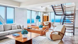 Penthouse – Living room