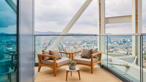Arts Penthouse – Terraza
