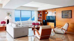 Presidential Suite – Salón