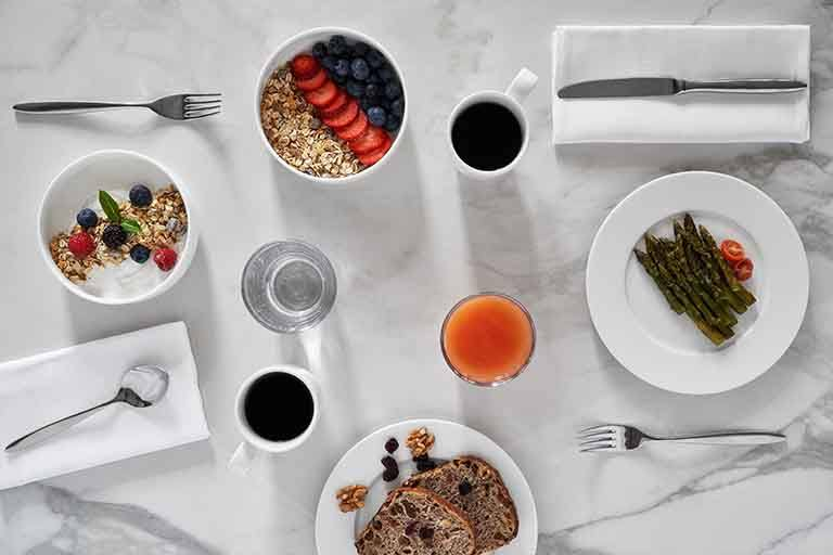5-star breakfasts to start the day off right