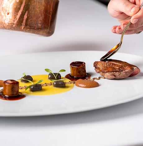 Enoteca 2 Michelin Star Experience